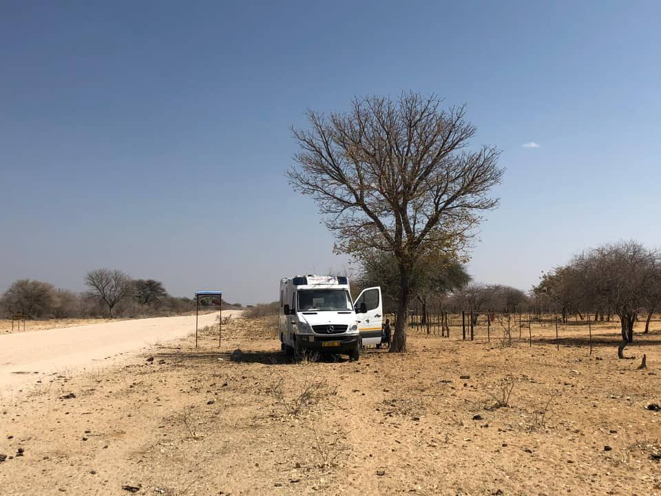 Medical truck stop