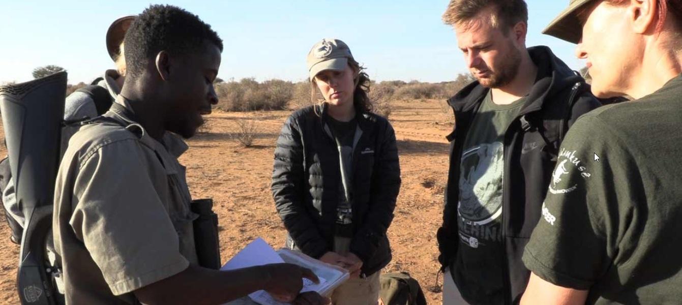 Rhino Bush patrol