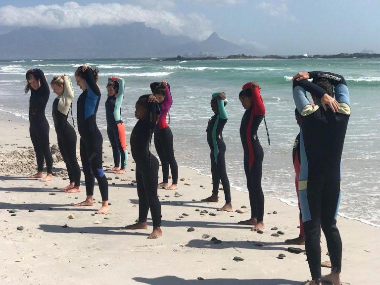 Surf lesson 5