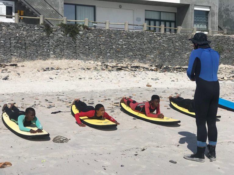 Surf lessons 2