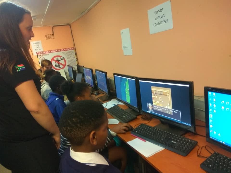 Teaching computer skills 2